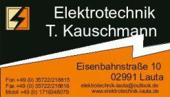 Elektrotechnik T. Kauschmann